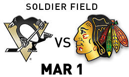 Stadium Series - Penguins at Blackhawks